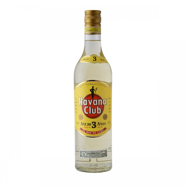 Havana Club 3 Anos Rum 700ml
