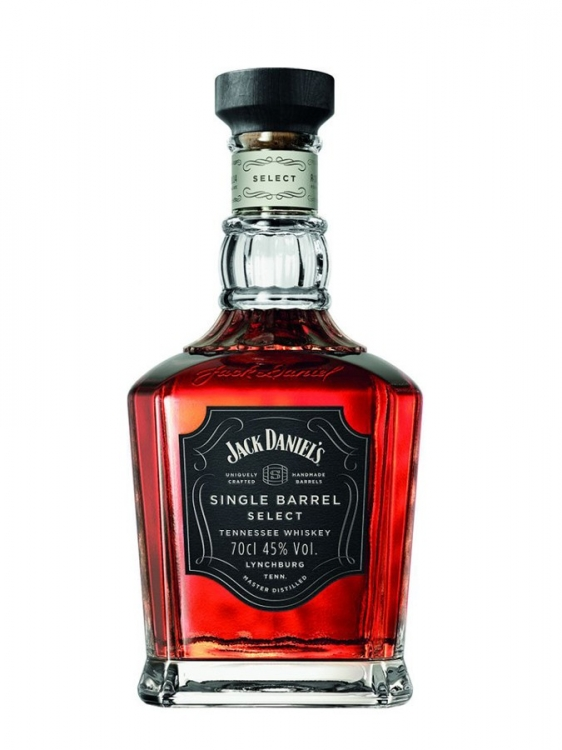 Jack Daniels Single Barrel whiskey 700ml