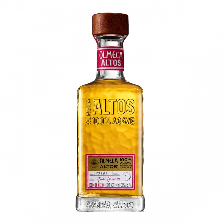 Olmeca Altos Reposado Tequila 700ml